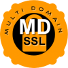 Comodo PositiveSSL Multi-Domain (UCC/SAN) SSL